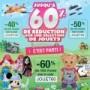 -40% dès 50€ / -50% dès 75€ / -60% dès 100€ sur les jouets [Terminé]