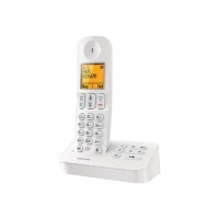 t l phone fixe philips d405 r pondeur 19 95 termin m ga bonnes affaires. Black Bedroom Furniture Sets. Home Design Ideas