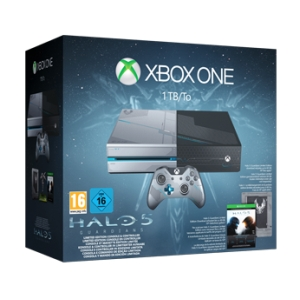 xbox one 1to edition limit e halo 5 guardians 199 termin m ga bonnes affaires. Black Bedroom Furniture Sets. Home Design Ideas