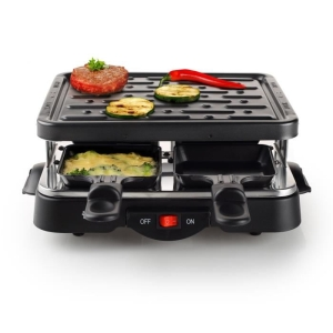 appareil raclette grill tristar ra 294 7 59 termin m ga bonnes affaires. Black Bedroom Furniture Sets. Home Design Ideas