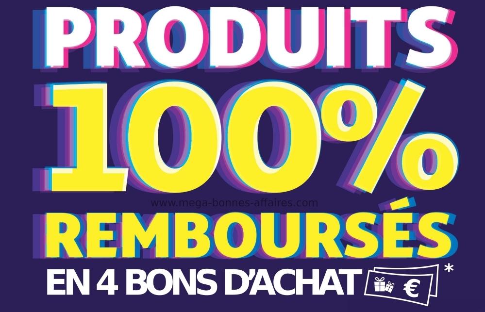 Articles 100 Remboursés En Bons Dachat Chez Auchan